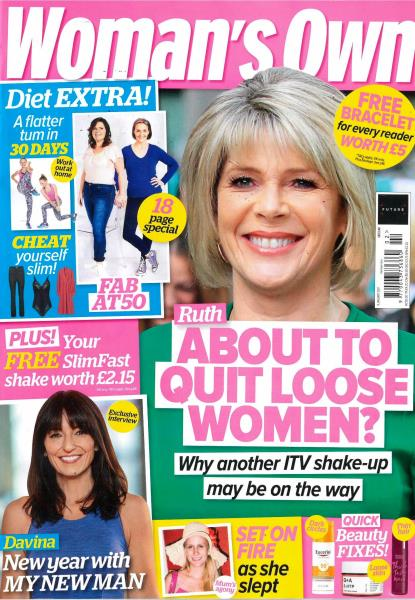 Woman's Own magazine