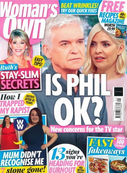 Woman's Own magazine