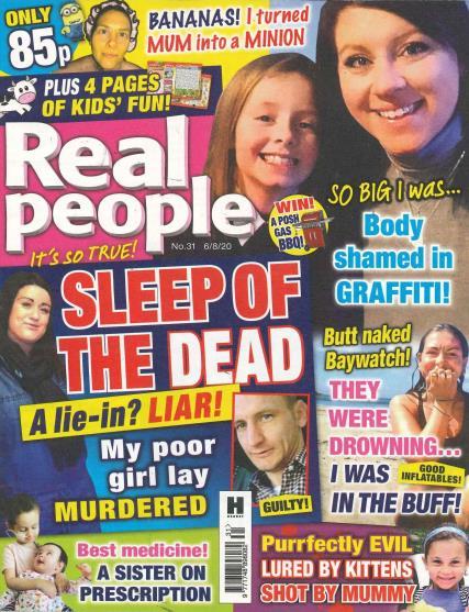 Real People magazine