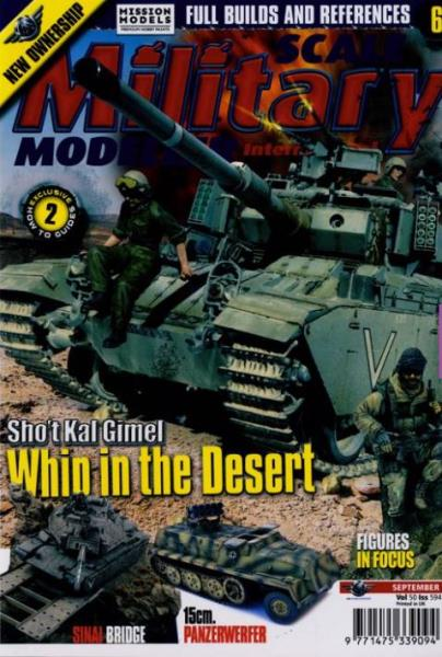Scale Military Modeller magazine