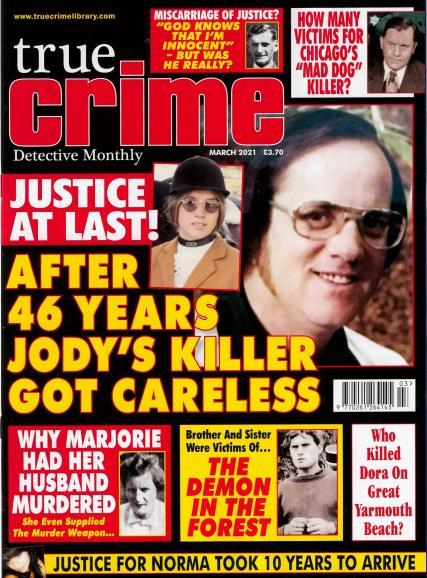 True Crime magazine
