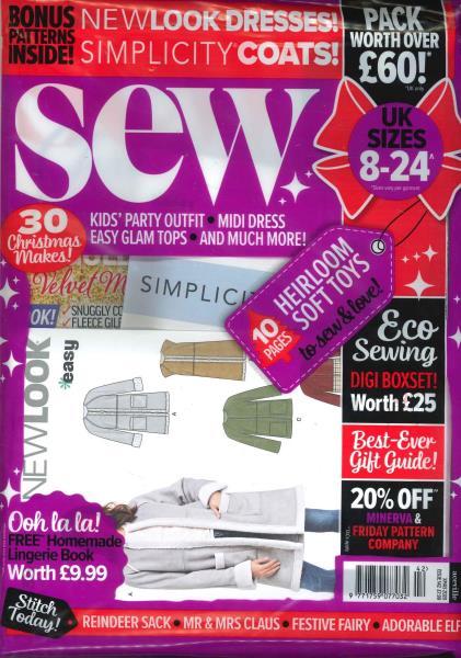 Sew magazine