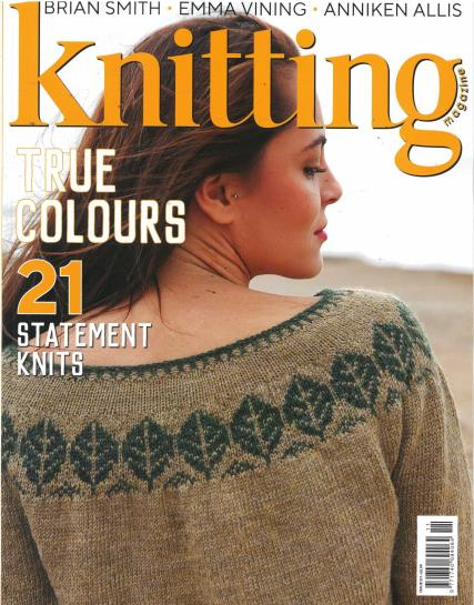Knitting magazine