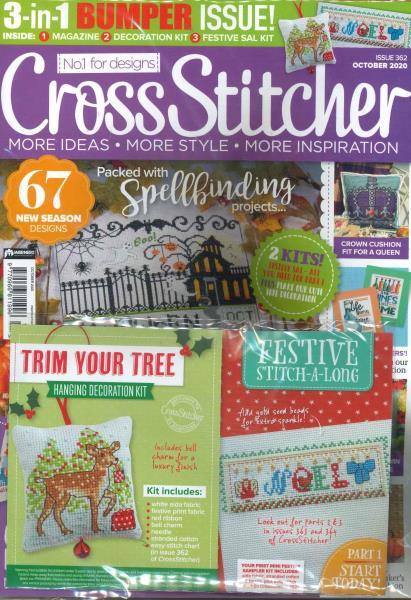 Cross Stitcher magazine