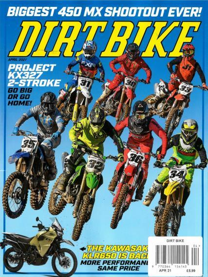 Dirt Bike magazine