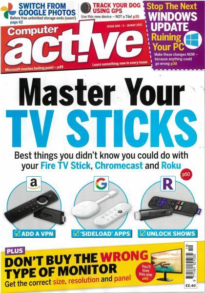 Computeractive magazine