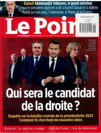 Le Point magazine