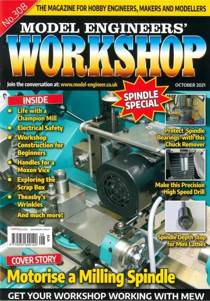 Model Engineers Workshop magazine