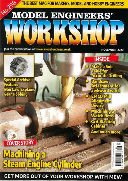 Model Engineers Workshop magazine
