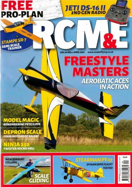 RCM & E magazine