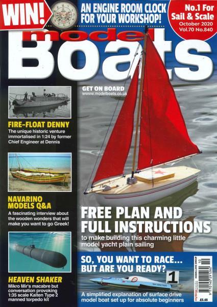 Model Boats magazine