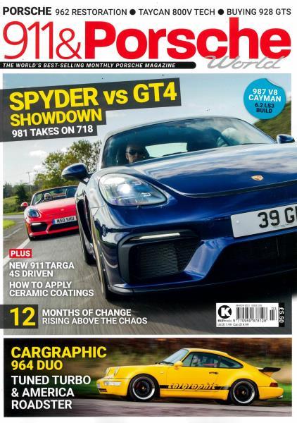 911 & Porsche World magazine