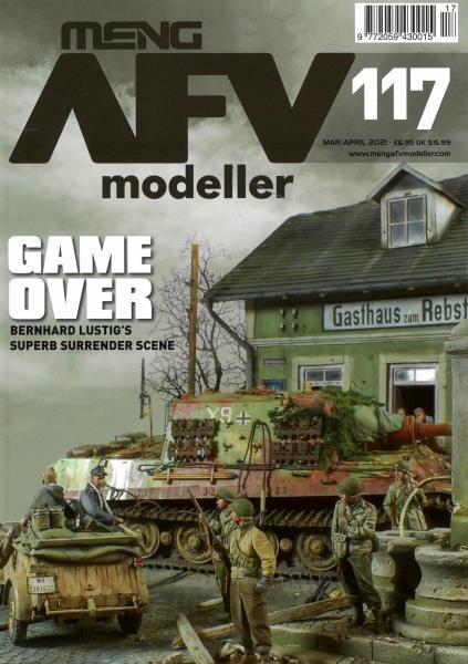 AFV Modeller magazine