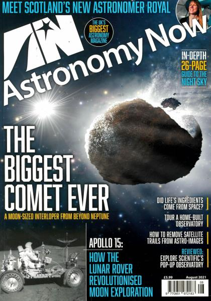 Astronomy Now magazine