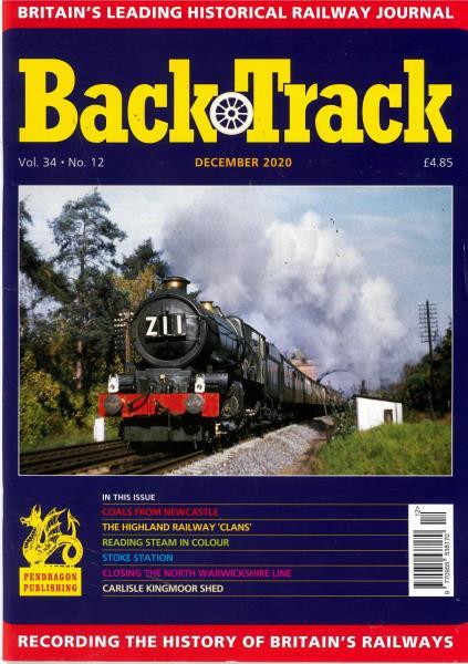 Backtrack magazine