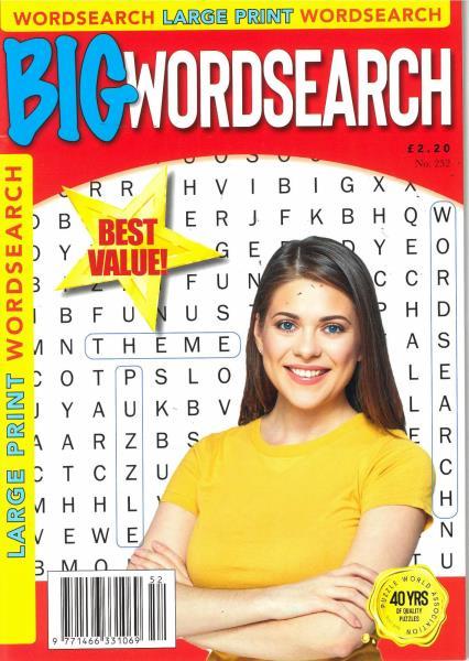Big Wordsearch magazine