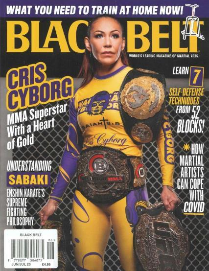 Black Belt magazine