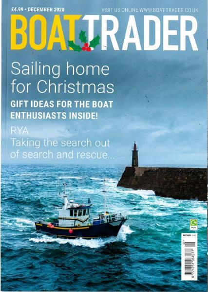Boat Trader magazine