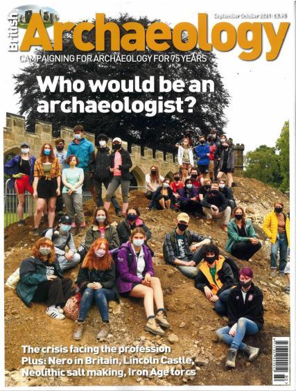 British Archaeology magazine