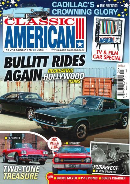 Classic American magazine
