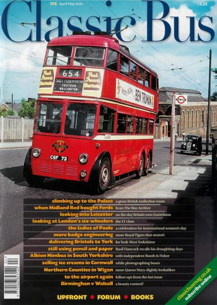 Classic Bus magazine