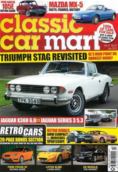 Classic Car Mart magazine