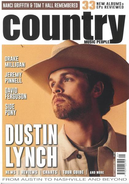 Country Music People magazine
