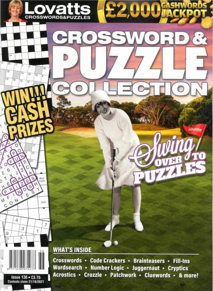 Lovatts Puzzle Collection magazine
