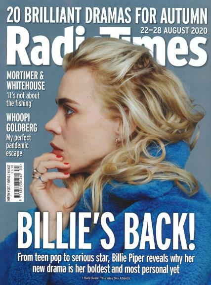 Radio Times North East magazine