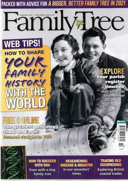 Family Tree magazine