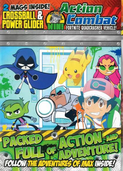 Action Combat magazine