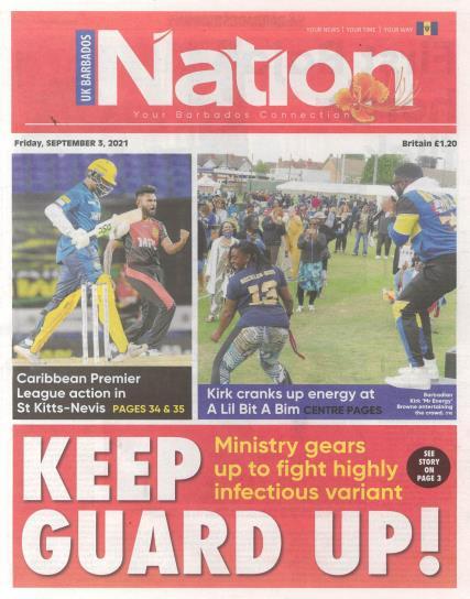 Barbados Nation magazine