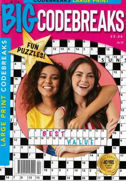 Big Codebreaks magazine