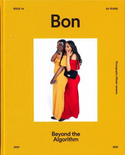 Bon International magazine
