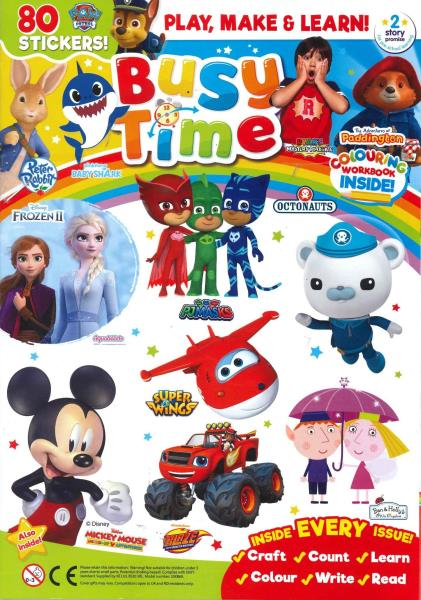 Busy Time magazine