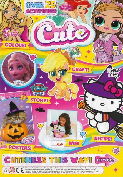 Cute magazine
