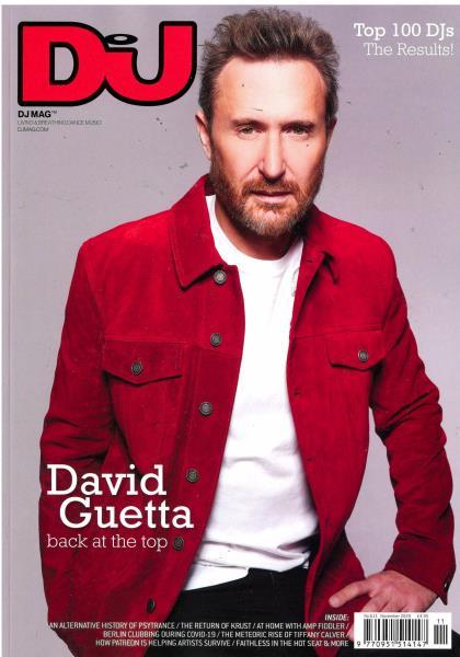 DJ Monthly magazine
