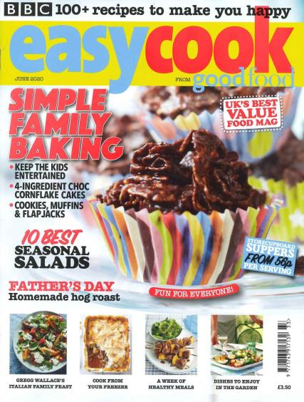 Easy Cook magazine