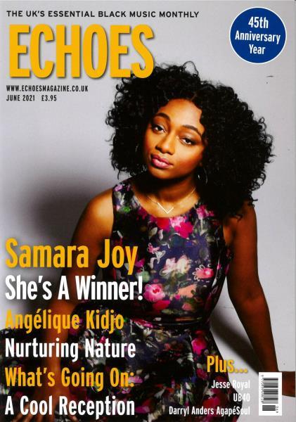 Echoes Monthly magazine