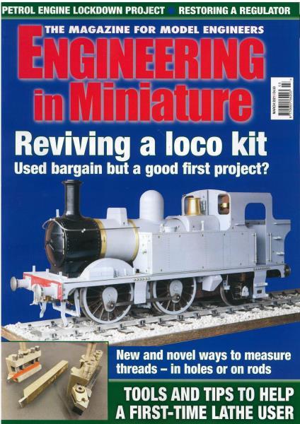 Engineering in Miniature magazine
