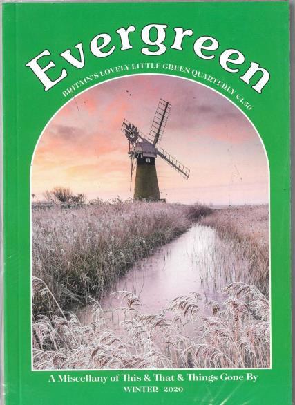 Evergreen magazine