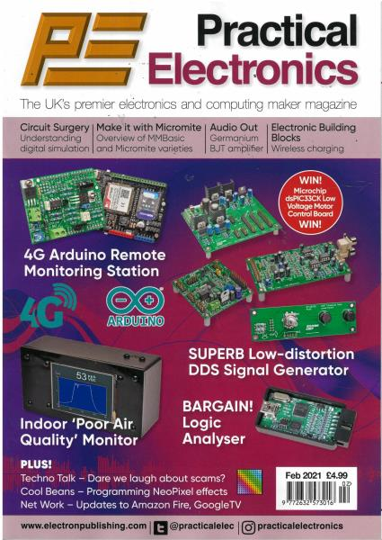 Practical Electronics magazine