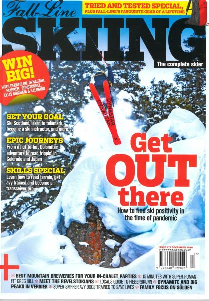 Fall Line  magazine