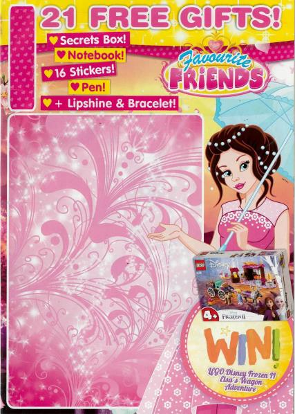 Favourite Friends magazine