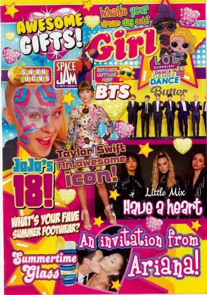 Girl magazine