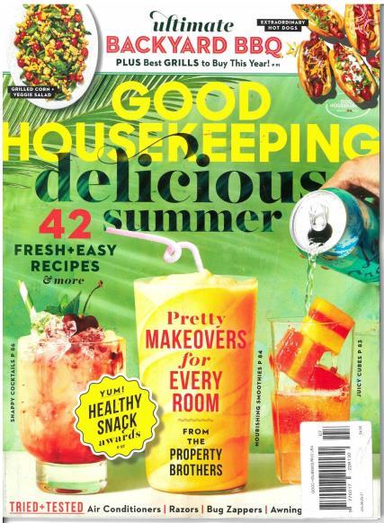 Good Housekeeping USA magazine