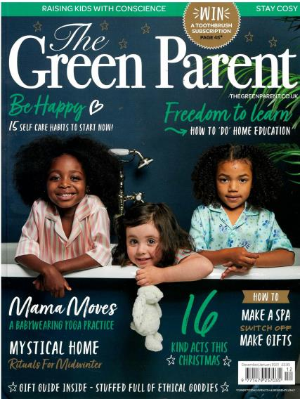 Green Parent magazine