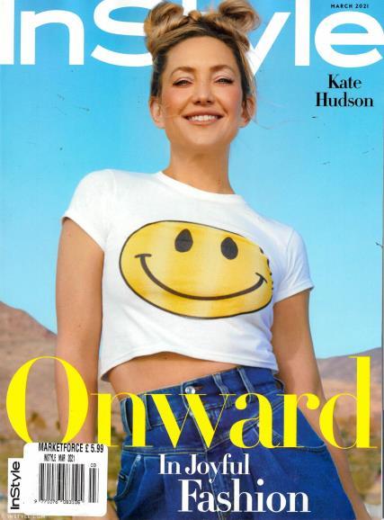 InStyle USA magazine