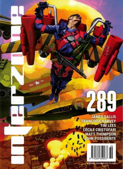Interzone magazine