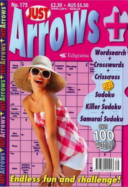 Just Arrows Plus magazine